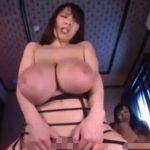 【沖田杏梨 X Hitomi】爆乳痴女と逆3Pでハーレムセックス