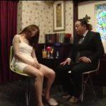 催眠術師によって淫乱敏感ボディーにさせられた女【吉沢明歩】